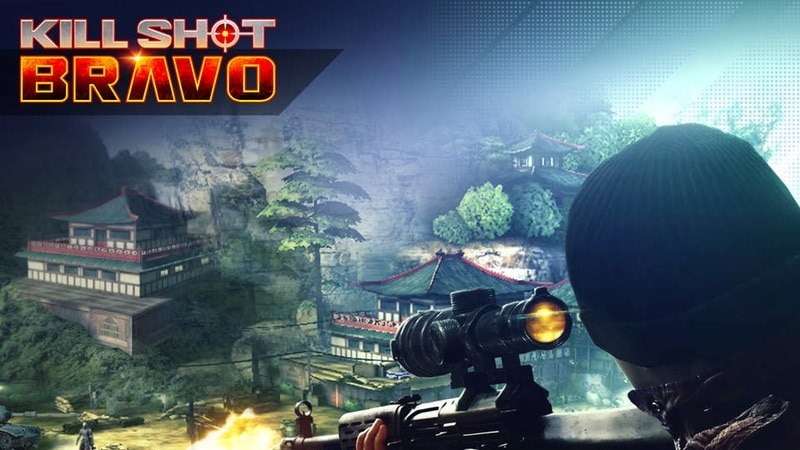 Kill Shot Bravo apk android, pc et ios